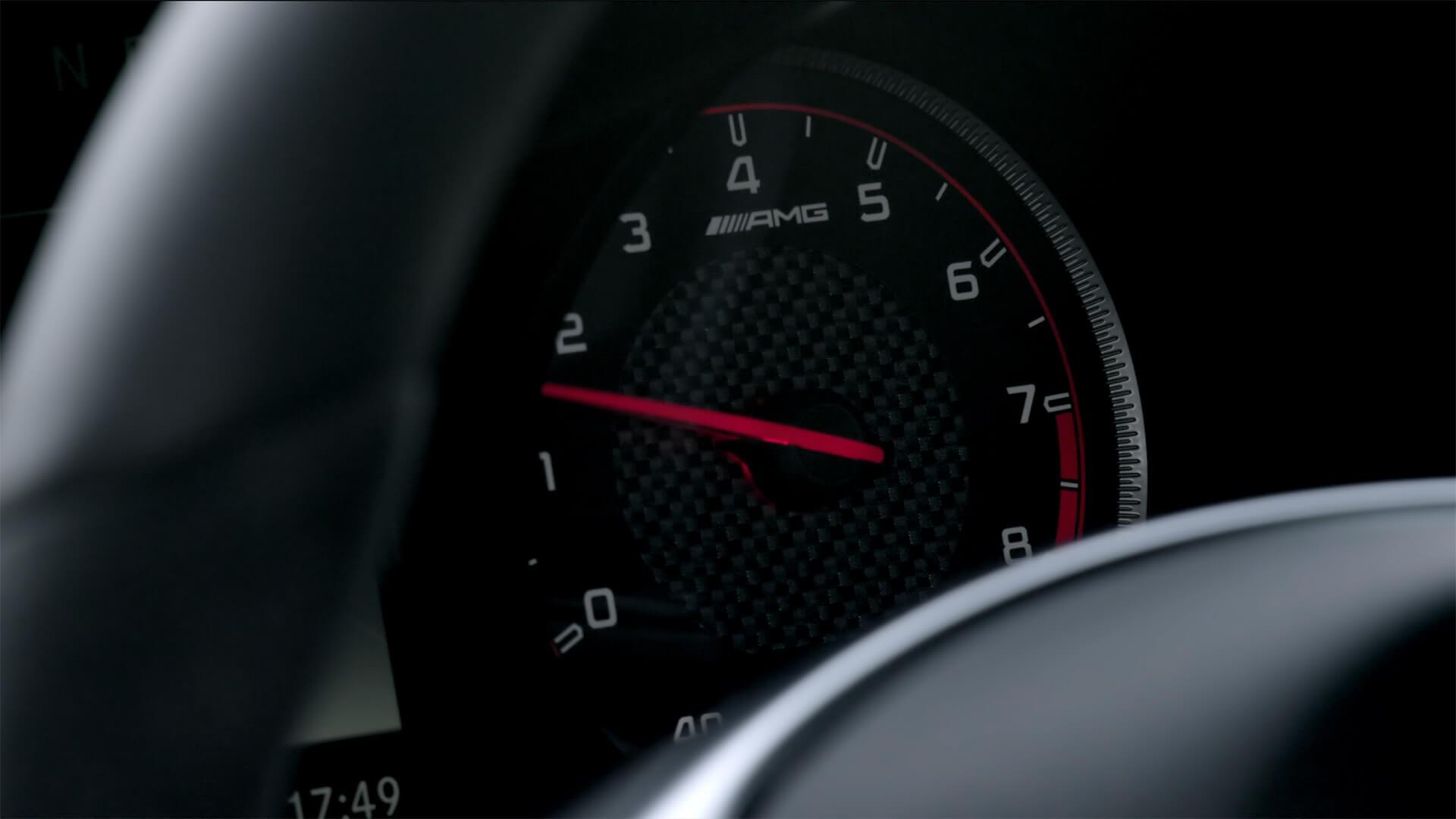 monomango Mercedes-Benz AMG GT