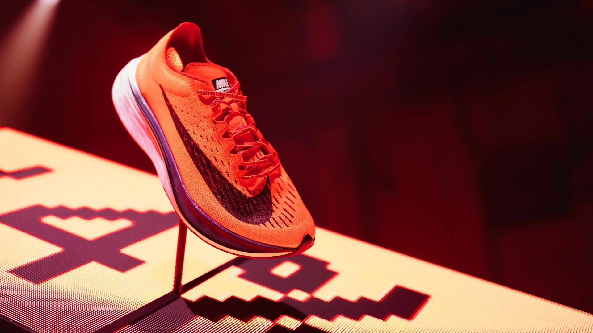 monomango Nike Fast Lab